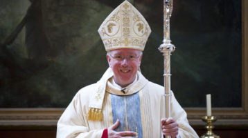 bishop phillip egan